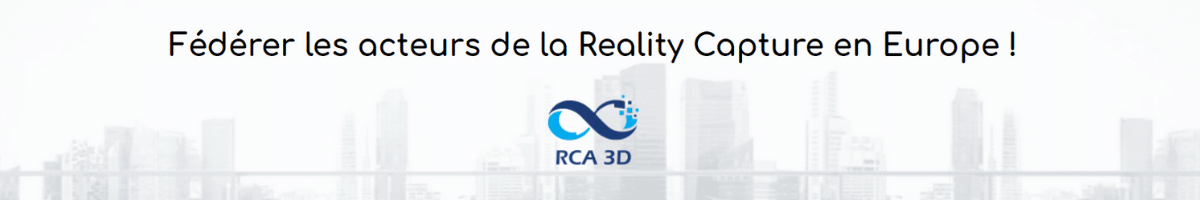 ca 3d reality capture regroupement europe